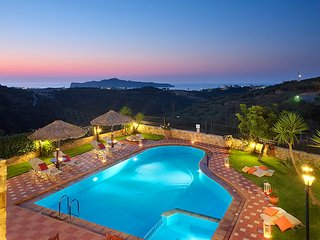 3 bedroom Villa in Troulous, Crete, Greece : ref 5621284