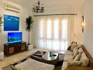 2 bedrooms apartment. South Marina/ El Gouna