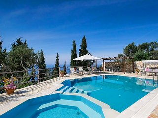 2 bedroom Villa in Boikatika, Ionian Islands, Greece : ref 5621335