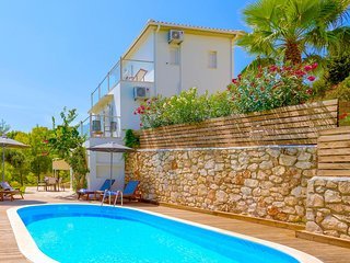 Villa Keri View with private pool