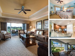 W113 - 3 Bedroom Luxury Condo in Reunion Resort