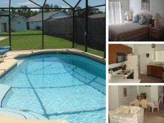 K01  3 Bedroom Pool Home in Kissimmee