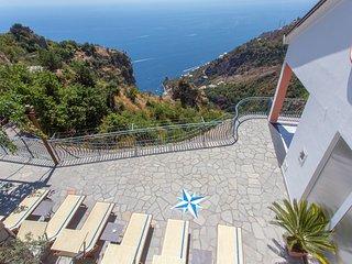 DOMUS VIGNA Fusco, Amalfi Coast, Vista Mare