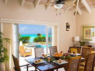 Pelican Beach 'BEACHFRONT' Villa 1