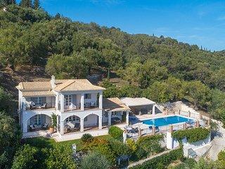 3 bedroom Villa in Agios Stefanos Sinion, Ionian Islands, Greece : ref 5621272
