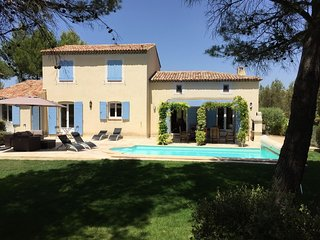 Superb 4 bedroom Villa on Pont Royal Golf Course with private heated pool