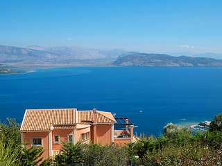 3 bedroom Villa in Sarakinatika, Ionian Islands, Greece : ref 5621254