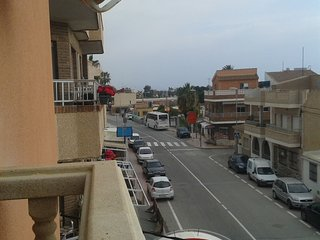 Casa centro Bolnuevo Mazarron . 100 mts , con terraza 100 mtrs  vistas al mar