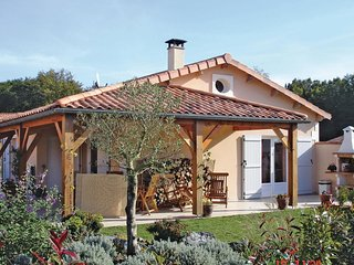 2 bedroom Villa in Pontenx-les-Forges, Nouvelle-Aquitaine, France : ref 5537329