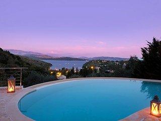 4 bedroom Villa in Agios Stefanos Sinion, Ionian Islands, Greece : ref 5621274