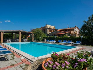 2 bedroom Villa in Bibbona, Tuscany, Italy : ref 5055755