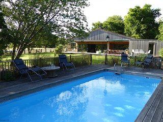 Parsons Pleck, Swimming Pool, Large Garden, Fire Pit, Pool Table Cotswolds - Sle