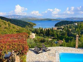 3 bedroom Villa in Agios Stefanos Sinion, Ionian Islands, Greece : ref 5621253