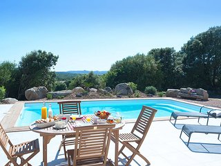 1 bedroom Villa in Tarrabucceta, Corsica, France : ref 5621135
