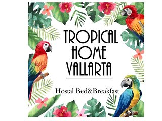 Tropical Home Vallarta Hostal b&b
