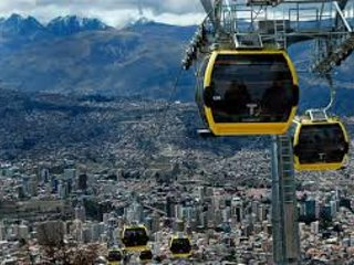 The city marvel of the cable cars