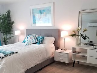 Central Downtown - 5 min to Beach - Classy Studio