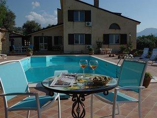 Villa Catarina con piscina