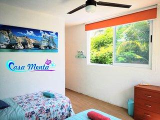 Casa Menta - Habitación Maldivas