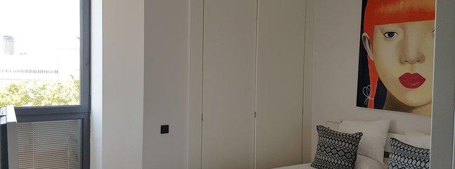 Habitación cama matrimonio 1,60cm