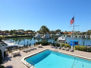 Beautiful South Sarasota Bay Home in Harbor Front Community
