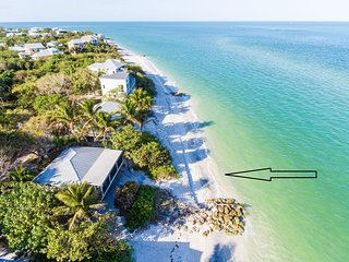 LAST MINUTE SPECIALS! BEACH FRONT HOME - Private & Perfect, Paradise Awaits!
