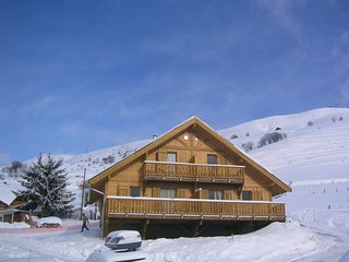 Ski in a Winter Wonderland | Cozy + Rustic Apartment