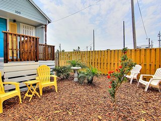 Wonderful studio cottage in the Heart of Port Aransas!