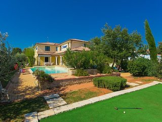 4 bedroom Villa in Butkovici, Istria, Croatia : ref 5052743