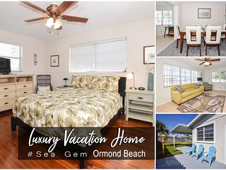 Nov Specials! 'Sea Gem' - Luxury Home - 3BR/2BA