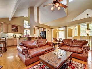 Upscale Home on Lake Travis w/ 2 Decks, Boat Dock, & Upscale Furnishings