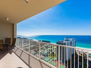 All-Suite 2BR at Ariel Dunes w/ Epic Gulf Views , Beach Access & Pool