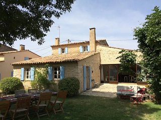 Renovated farmhouse, lovely uninterrupted views