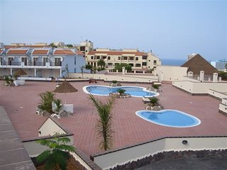 EL MIRADOR LOS CRISTIANOS 1 BEDROOM PENTHOUSE APARTMENT SLEEPS 4