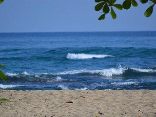 Las Mariposas. Beach front Villa