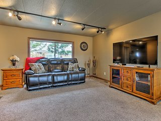 NEW! Helena Home w/ Covered Patio & Views!