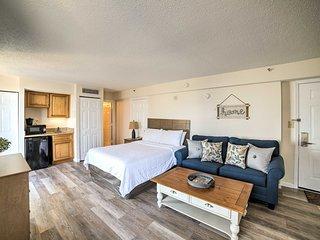 NEW! Oceanfront Beach Colony Resort Studio-3 Pools