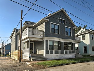 NEW! Indianapolis House - 2 Miles to Downtown!