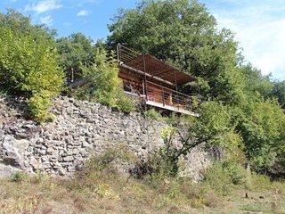 L'observatoire (cabane, écolodge)