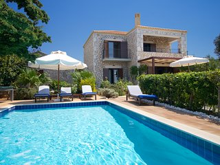 Villa Thimari of Vigli Villas - Stunning Private Luxury Villa with many extras!