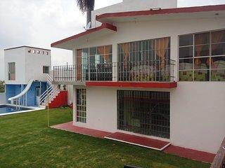Casa Paraiso Oaxtepec Morelos Mega alberca