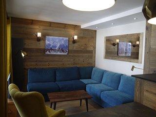 Rental Apartment Meribel, 2 bedrooms, 6 persons