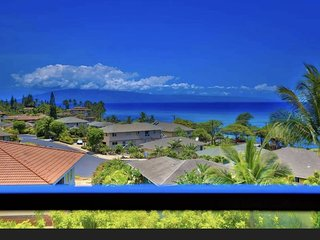NEW LISTING, EXTREME VALUE! Ocean View Kahana Villa E614