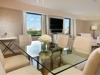 Luxurious Central Park South Two Bedroom Apartment