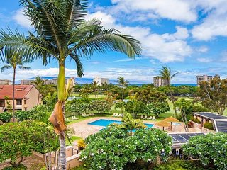 New! Ocean View from Lanai, Walk to the Beach at Ka'anapali Royal