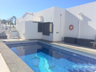 Luxury child friendly villa in Costa Teguise- TAKING VISA BY SECURE LINK