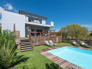 4 bedroom Villa in Fautea, Corsica, France : ref 5621178