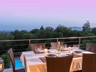 4 bedroom Villa in Fautea, Corsica, France : ref 5621191