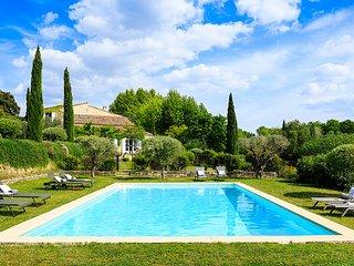 5 bedroom Villa in Graminier, Provence-Alpes-Côte d'Azur, France : ref 5624712