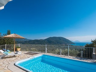 1 bedroom Villa in Ponti, Ionian Islands, Greece : ref 5621317